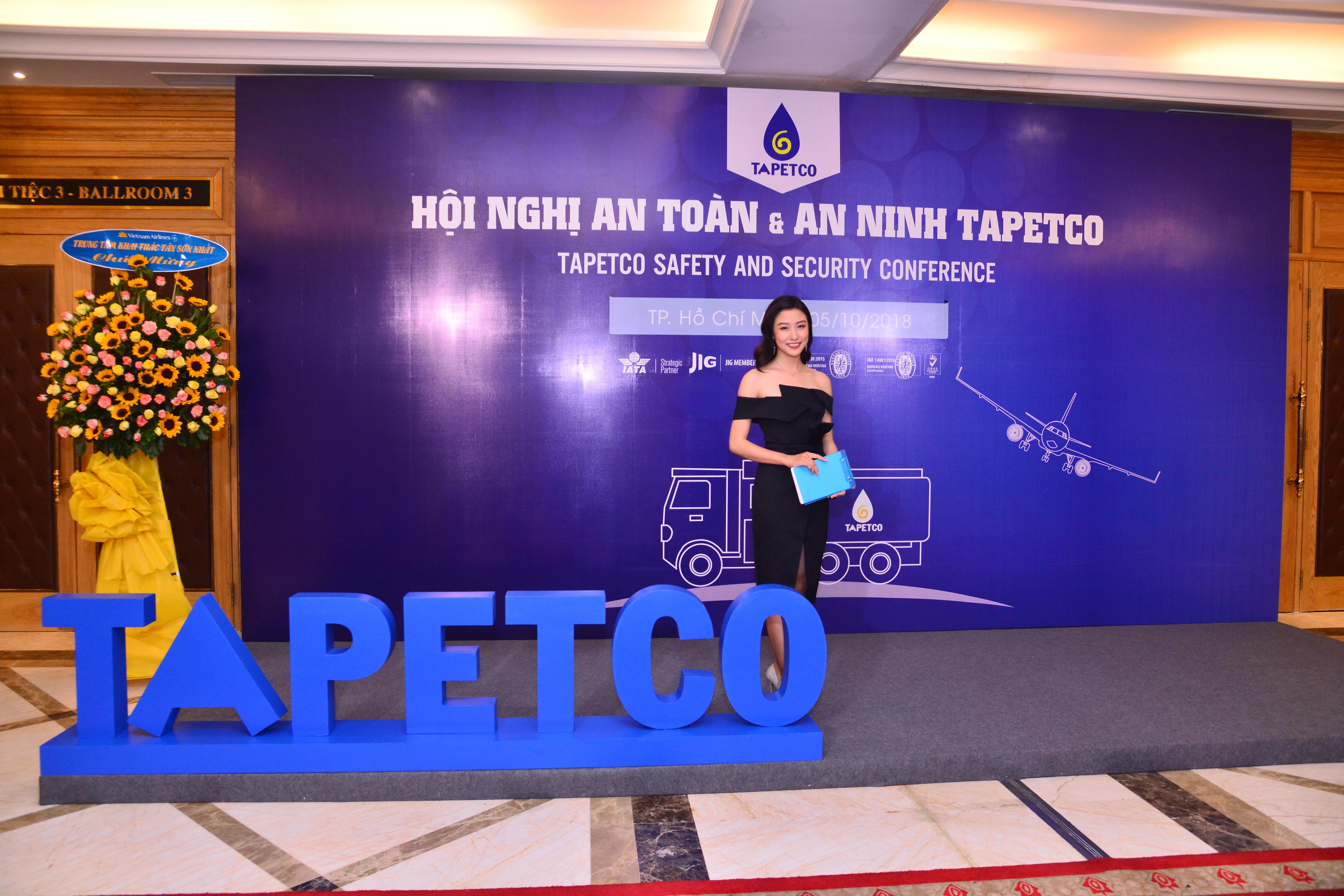 Hội nghị an toàn và an ninh Tapetco